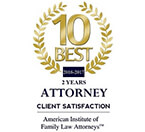 10 Best Attorney - American Institute of Family Law Attorneys