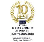 10 Best Under 40 Attorney