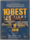 10 Best Law Firms Tennessee