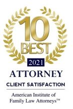 2021 -10 Best Attorney Client Satisfaction